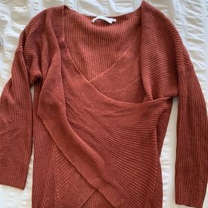Nordstrom ASTR Copper Sweater Size SMALL